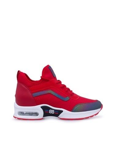 Via Dante Casual Ayakkabı Kırmızı